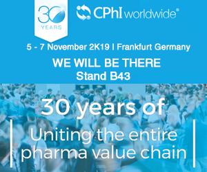 Participation CPhI Frankfurt 2019